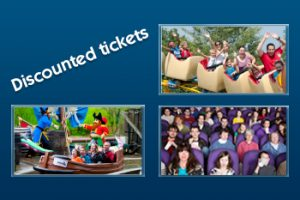 Discounted tickets CSSC